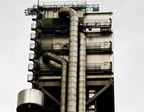 Sturcture II - Lloyd's building (London)
