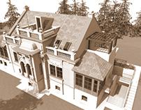 Családi ház átalakítás, Sopron
