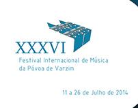 Cartaz Festival Internacional de Música
