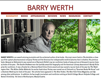 Barry Werth Site (Author)