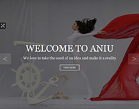ANIU - Responsive Onepage Site Template