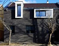 Lakóépület átalakítás, Észak-Pest