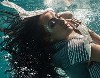 Underwater / Grazia