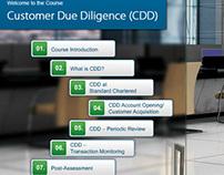 SCB : Customer Due Diligence (CDD)