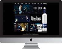 Three Olives Vodka Website