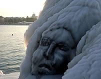 Peinture sur glace (Version ponton)