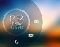 City Lights : Huawei Emotion UI theme