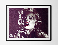 Marilyn Monroe Tatoo