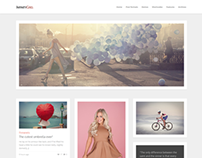 InfinityGrid - Personal blogging theme