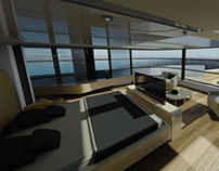 Yacht for Weyves Couture