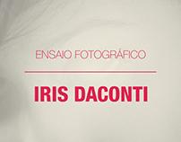 Ensaio Fotográfico - Iris Daconti