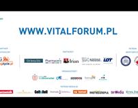 Vital Forum TV spots