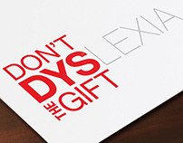 Don't DYS the Gift | SCAD Midterm Project