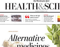 Alternative Medicines, The Washington Post