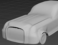 concept car model