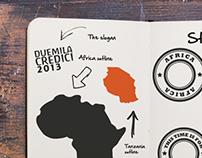 Africa 2013 brand