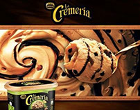 LA CREMERIA Facebook Page Wallpost
