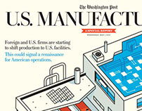 U.S. Manufacturing, The Washington Post