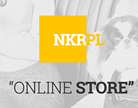 NKRPL - Online Store