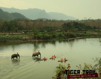 Tiger Trail film Laos Adventures