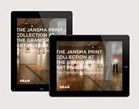 GRAM Jansma App