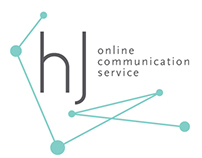 Logo work for heyJen online