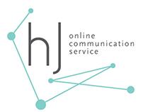 Logo work for heyJen online