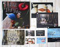 'Strange Things' - Children's Book