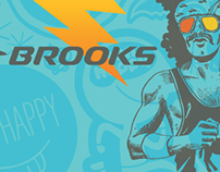 Brooks Running & Meet Brooks Redesign