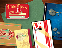 Tasty Main Menus From Selling Points Design