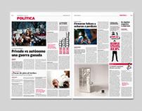 Ñ Newspaper