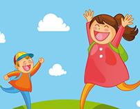 Flyer Escuela Infantil
