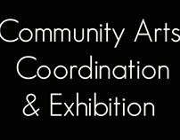 Exhibition Coordination & Installation, St. Louis MO