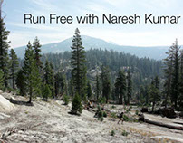 Run Free | Bedrock Sandals
