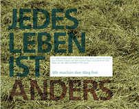 Jedes Leben ist anders
