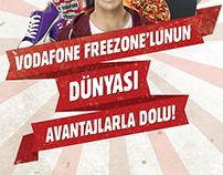 Vodafone / Freezone Loyalty