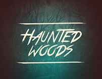 Alternative longboards / Haunted Woods