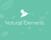 Natural Elements Branding