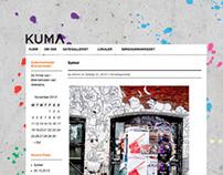 Web page for KUMA