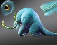 Creature of Glacia: Othu