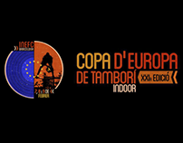 XXI European Indoor Tamburello Cup Barcelona 2014
