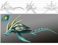 Creatures of Glacia: Odrani