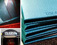 Tahona Grille Branding