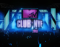 MTV New Year's Eve Show 2013