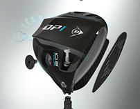 Dunlop Golf DP1, NZ9 Drivers