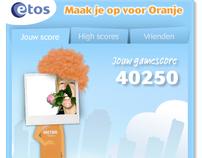 ETOS: Interactive game