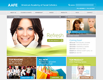 AAFE Brand Redesign