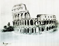 Colosseum Ink