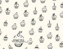 "Editorial Project ""Anhelos Cupcakes"""