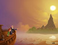 illustrations for children's books - vol. 1
